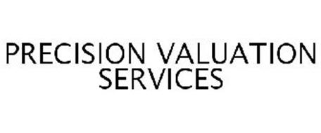 PRECISION VALUATION SERVICES