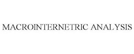 MACROINTERNETRIC ANALYSIS