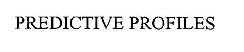 PREDICTIVE PROFILES