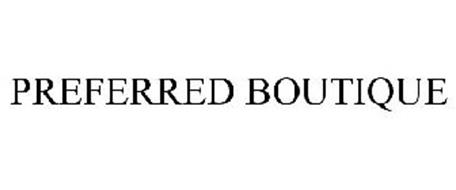 Preferred Boutique Trademark Of Preferred Hotel Group Inc
