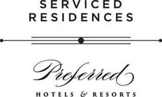 SERVICED RESIDENCES PREFERRED HOTELS & RESORTS