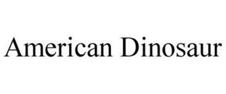 AMERICAN DINOSAUR