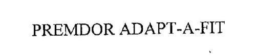 PREMDOR ADAPT-A-FIT
