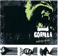 GORILLA ENERGY DRINK
