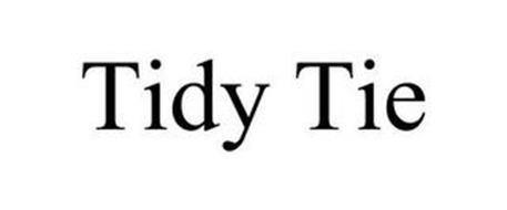 TIDY TIE