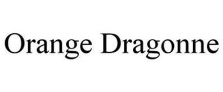 ORANGE DRAGONNE
