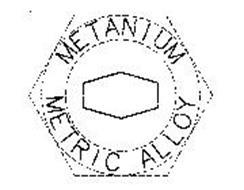 METANIUM METRIC ALLOY
