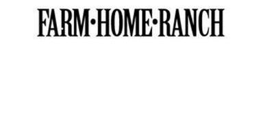 FARM·HOME·RANCH