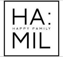 HA HAPPY FAMILY MIL