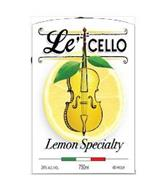 LE'CELLO LEMON SPECIALTY 24% ALC/VOL 750ML 48 PROOF