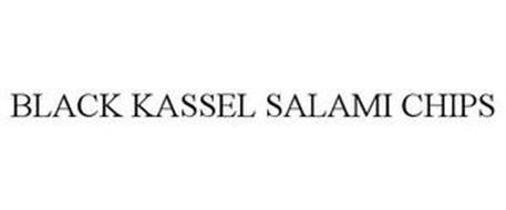 BLACK KASSEL SALAMI CHIPS