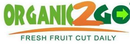 ORGANIC2GO FRESH FRUIT CUT DAILY