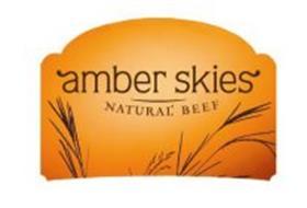 AMBER SKIES NATURAL BEEF