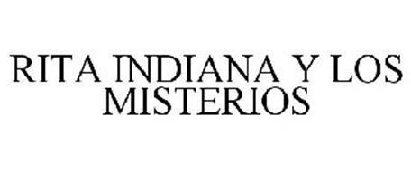 RITA INDIANA Y LOS MISTERIOS