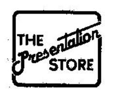 THE PRESENTATION STORE