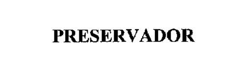 PRESERVADOR