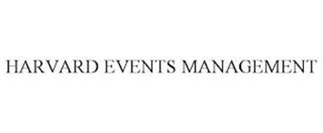 HARVARD EVENTS MANAGEMENT