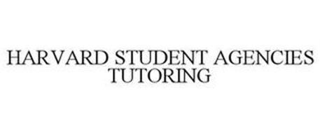 HARVARD STUDENT AGENCIES TUTORING