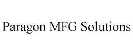 PARAGON MFG SOLUTIONS