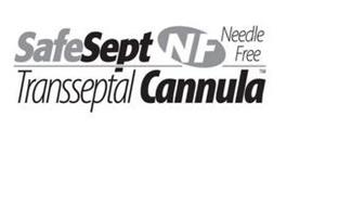 SAFESEPT TRANSSEPTAL CANNULA NF NEEDLE FREE