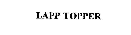 LAPP TOPPER