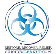 RESTORE. RECOVER. RELIEF SUICIDECLEANUP.COM