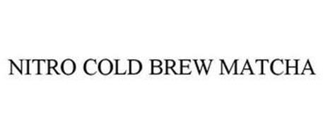 NITRO COLD BREW MATCHA