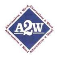 A2W ALTERNATIVES 2 WOOD