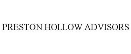 PRESTON HOLLOW ADVISORS