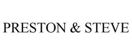 PRESTON & STEVE