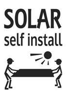 SOLAR SELF INSTALL