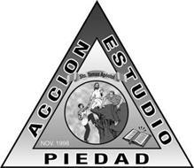 ACCION ESTUDIO PIEDAD ST. TOMAS APÓSTOL NOV. 1998