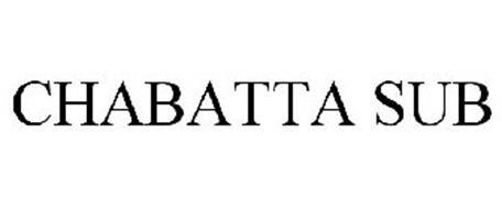 CHABATTA SUBS