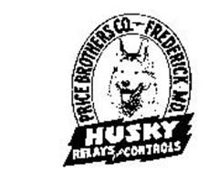 HUSKY RELAYS AND CONTROLS PRICE BROTHERSCO. FREDERICK, MD.