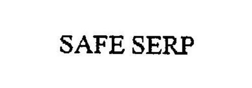 SAFE SERP