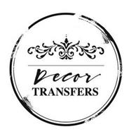 DECOR TRANSFERS