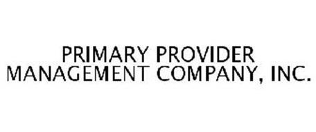 PRIMARY PROVIDER MANAGEMENT COMPANY, INC.