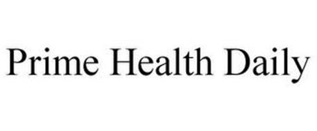 PRIME HEALTH DAILY