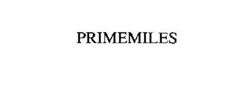 PRIMEMILES