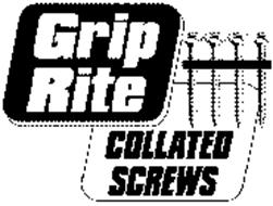 GRIP RITE COLLATED SCREWS