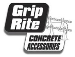 GRIP RITE CONCRETE ACCESSORIES