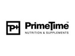 P+ PRIMETIME NUTRITION & SUPPLEMENTS