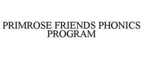 PRIMROSE FRIENDS PHONICS PROGRAM