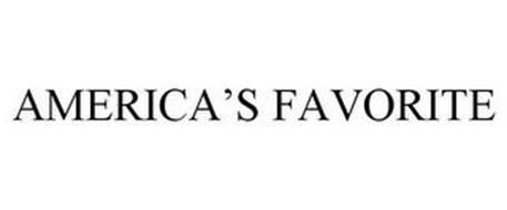 AMERICA'S FAVORITE