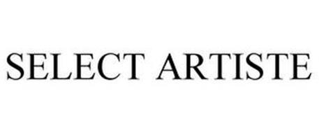 SELECT ARTISTE