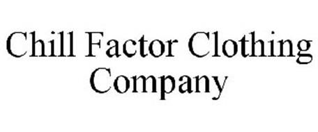 CHILL FACTOR CLOTHING COMPANY
