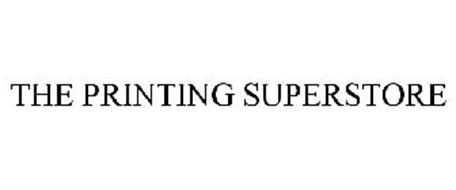THE PRINTING SUPERSTORE