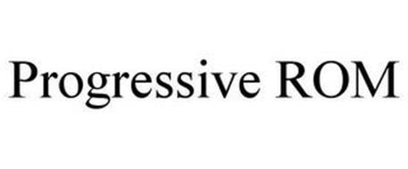 PROGRESSIVE ROM