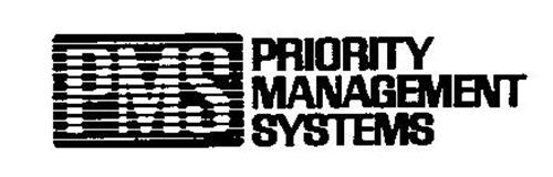 PMS PRIORITY MANAGEMENT SYSTEMS