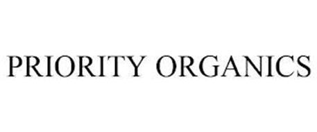 PRIORITY ORGANICS